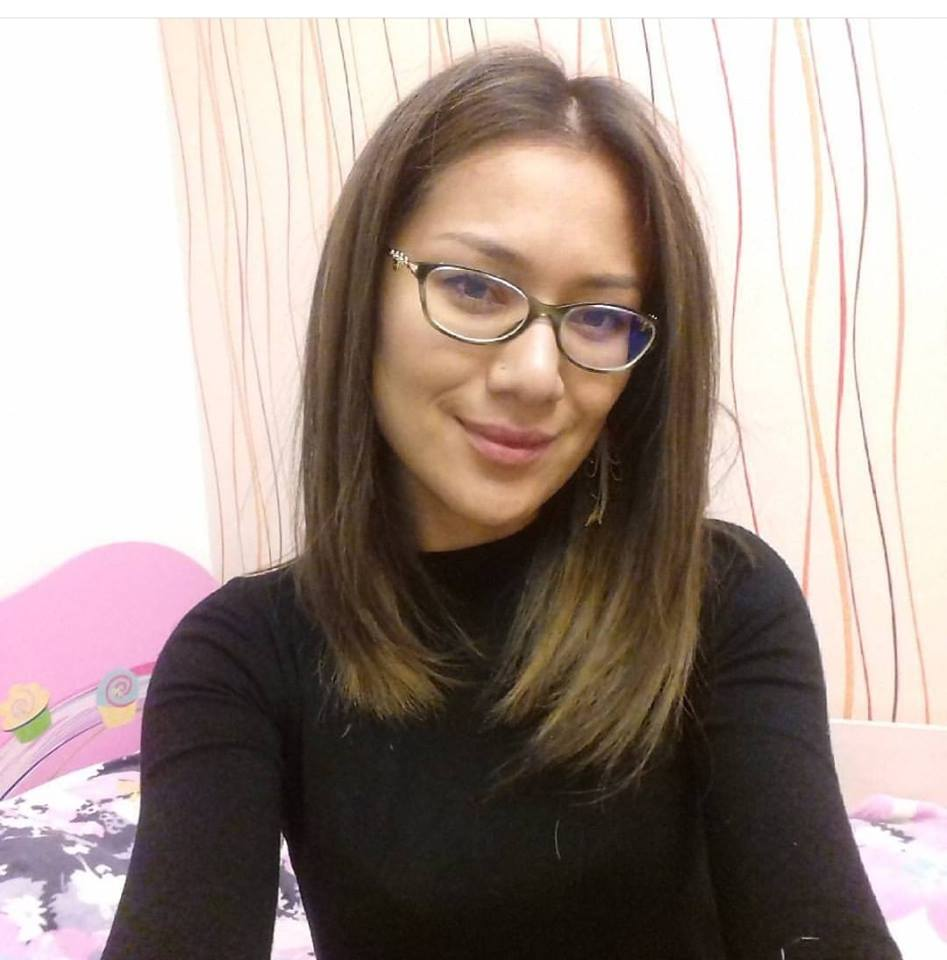 Зарина Муханова